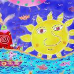 """""Titicaca""-Children Colorful Fantasy Stories"" by Arran"