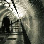 """Woolwich tunnel"" by che-burashka"