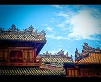 The Citadel, Hue Imperial City, Vietnam
