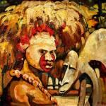 """""""Papua New Guinea Intensity"""" by DavidBleakley"""