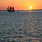 """Key West Sunset"" by TeresaMiller"