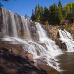 """Middle Gooseberry Falls"" by johnmclaird"