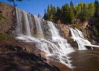 Middle Gooseberry Falls