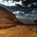 """Desert View 11 - Eilat Mountains"" by AviM"