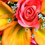 """Vivid blush bouquet"" by WilliamBostjan"