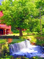 Hodgson Mill in Missouri Ozarks