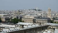 Paris, Montmartre and Sacre Coeur