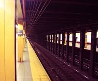 subway tracks nyc