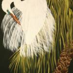 """IMG_1307 White heron"" by vc140"