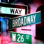"""On Broadway"" by CandiceComptonRobertson"