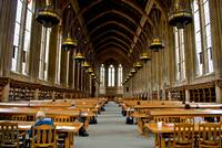 Suzallo Library Graduate Reading Room