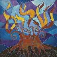 Burning Bush Mosaic II