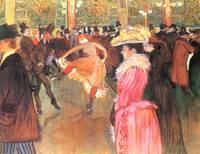 Ball in the Moulin Rouge