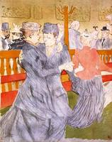 Dancing at the Moulin Rouge