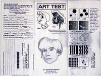 Andy Warhol Art Test