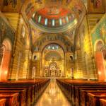 """Cathedral Basilica of St. Louis"" by spinfly"