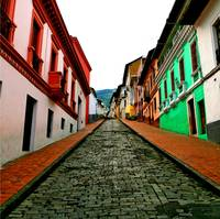 Colors of Quito