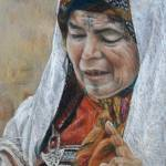 """Berber Woman"" by melissaenderle"