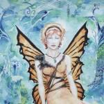 """""""Butterfly Fairy"""" by JenniferUher"""