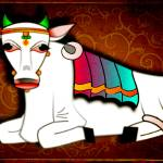 """nandi - Holy Cow"" by surabhi"