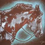 """Western Paint"" by JenniferUher"