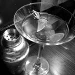 """black and white martini"" by candicecruzphotography"