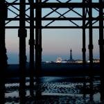 """Blackpool Pier"" by jdm"