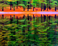 chatfield hollow reflection