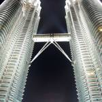 """""""Petronas Towers, Kula Lumpur, Malaysia"""" by hyohakusha"""