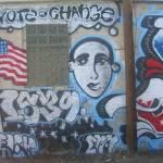 """""""obama graff"""" by UHLMAN"""