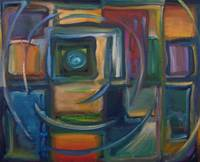 Escape Of The Cubist