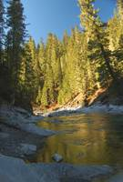 Golden River  Cle Elum River