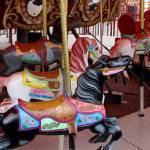 """Coney Island Carousel"" by Acedarter"