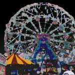 """Coney Island Wonder Wheel"" by Acedarter"