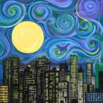 """""""Skyline"""" by AlexKube"""