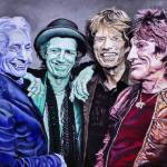 """rolling stones"" by kevinrollins"