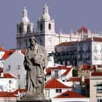 """""""Igreja e Monesterio São Vicente de Fora"""" by Acedarter"""