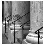 """Charleston Columns, Story No. 1"" by PadgettGallery"