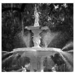 """Savannah Fountain Story"" by PadgettGallery"