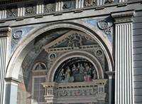 Aosta Cathedral Frieze