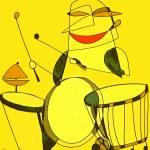 """""""The Drummer"""" by Polylerus"""