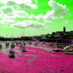 """Psychedelic Harbour"" by SteveWalton"