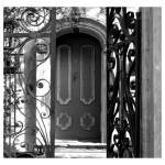 """Charleston Ambience, Story No. 1 (B&W)"" by PadgettGallery"