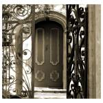 """Charleston Ambience, Story No. 1 (Sepia)"" by PadgettGallery"