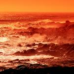 """Cape Coastal sceen"" by delende"