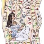 """""""Hieroglyphe"""" by Mystia"""