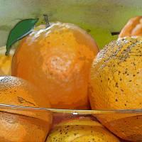 Oranges Art Prints & Posters by Ethel Powers