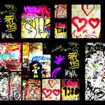 """Barcelona Walls"" by Funkpix"