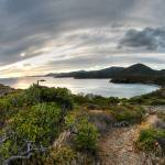 """Rams Head Point, St John"" by mcdanielism"