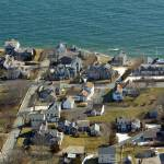 """Shore Rd. Aerial at Chatham, Cape Cod"" by ChrisSeufert"